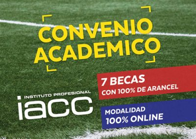 Convocatoria para Becas en Instituto IACC