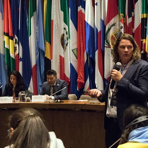 Primer Foro de Fútbol Femenino en Sudamérica