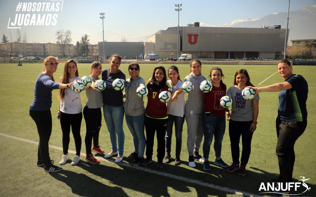 Primer Foro Sudamericano de Jugadoras de Fútbol