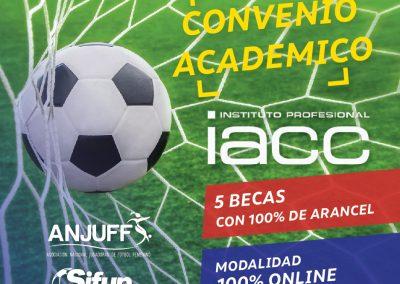 [Convenios] Instituto IACC: Se abre nueva convocatoria