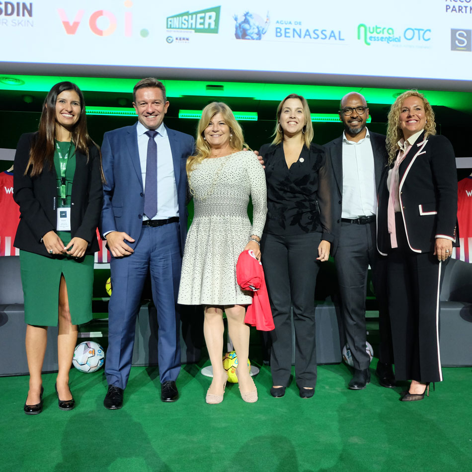 Leadership Congress for Women in Football 2019
