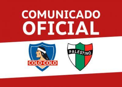 COMUNICADO OFICIAL: Cupo Copa Libertadores 2019