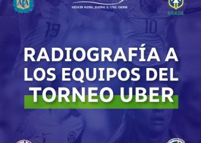 Radiografia a los equipos del Torneo UBER