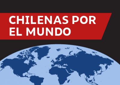 Chilenas por el mundo