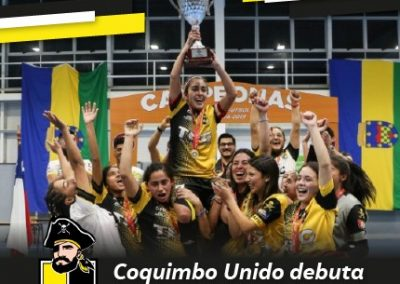 Coquimbo Unido debuta en Copa Libertadores