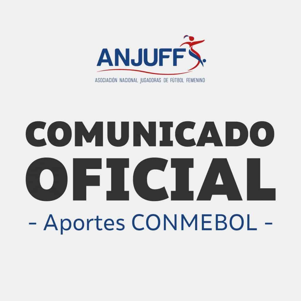 Aportes CONMEBOL