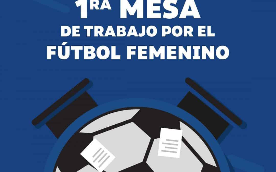 """ANJUFF participa en mesa de trabajo: """"Fútbol Femenino en Chile"""""""
