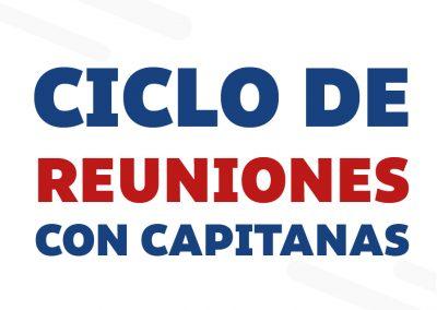 CICLO DE CAPITANAS