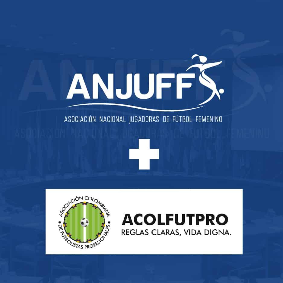 ANJUFF se reúne con Asociación Colombiana de Futbolistas Profesionales