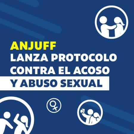 ANJUFF lanza Protocolo
