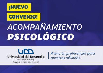 CONVENIO UDD
